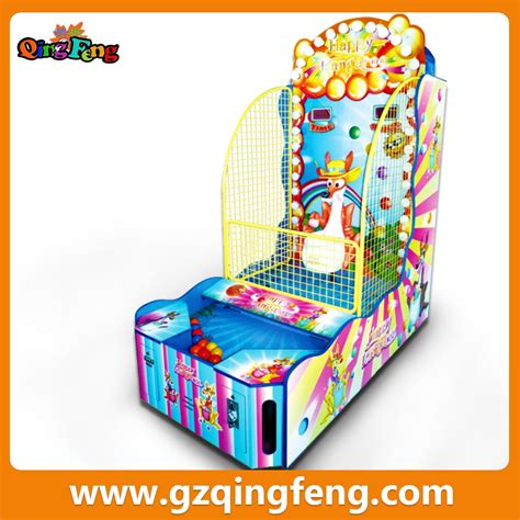 Kiddy Shoot Activate shoot win prize electronic machine for lottery ticket redemption machine