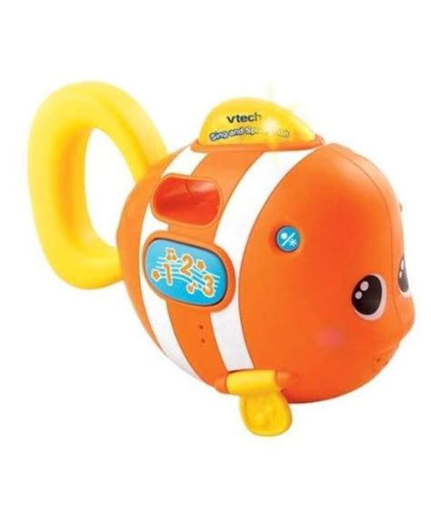 Vtech Splash And Elephant 2 vtech sing and splash fish buy vtech sing and splash fish at low price snapdeal