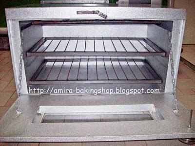 Termometer Oven Gas amira baking shop oven gas
