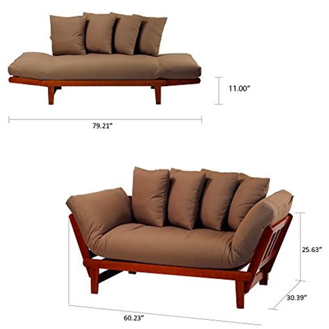single sofa bed cover product reviews buy casual home casual lounger sofa bed