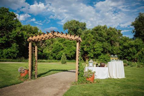 Littleton Botanical Gardens Beth Colin Denver Botanic Gardens At Chatfield Littleton Colorado Wedding Photographer
