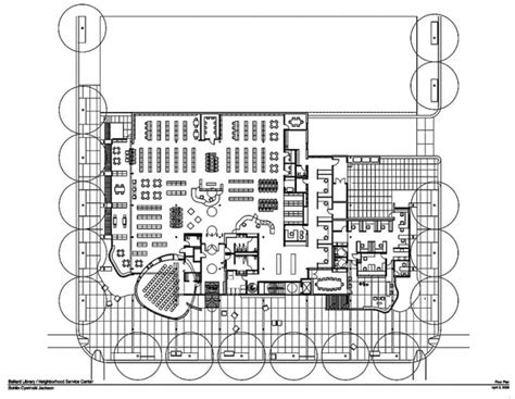 seattle library floor plans solaripedia green architecture building projects in
