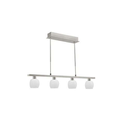 eglo lighting 89628 peroni 4 light low energy ceiling
