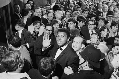 Ali An American Review Adored Muhammad Ali The Greatest S Special Affinity With Britain Transcended The