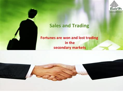 Sales And Trading Mba Program by Time To Embrace New Opportunities Mba Finance