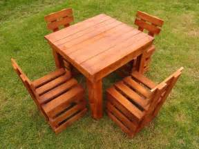 Patio Furniture Out Of Wood Pallets by Diy Wood Pallet Outdoor Furniture Ideas 101 Pallet Ideas