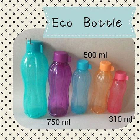 Tali Eco Bottle 500ml 1pc tupperware eco bottle family end 8 28 2017 5 15 pm myt
