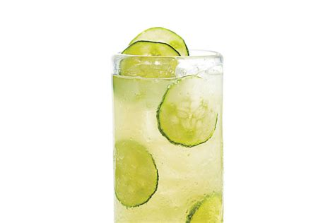 santa sipper punch non alcoholic cucumber limeade refreshing teas and non alcoholic drinks southern living
