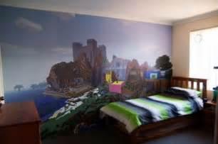 minecraft bedroom wallpaper best cool wallpaper hd