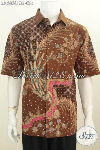 Ms Kemeja Pria Lengan Pendek Furing Hem Arjuna Batik Premium 1 koleksi seragam kerja kemeja hitam lengan pendek baju hem