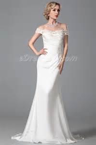 One Shoulder Draped Cocktail Dress Elegant Off Shoulder White Evening Gown Bridal Dress