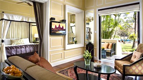 raffles hotel room layout cambodia luxury hotels