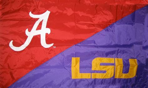 house divided flags alabama lsu house divided flag housedividedflags com
