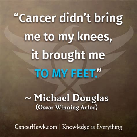 12 inspirational quotes from famous cancer survivors