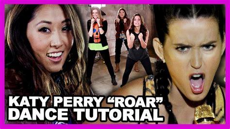 tutorial dance katy perry katy perry quot roar quot mtv vma performance dance tutorial