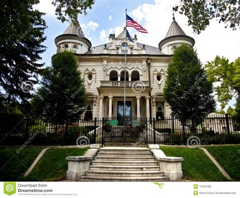 Utah Governor S Office by Utah Governor S Mansion Salt Lake City Royalty Free Stock