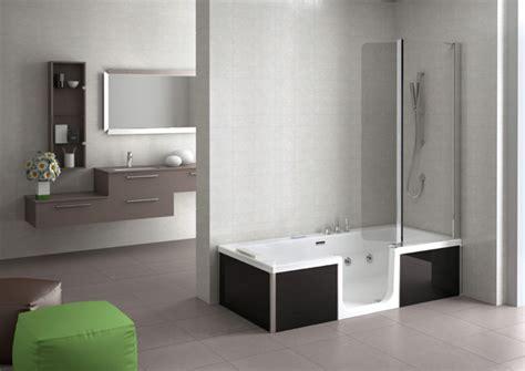 vasca da bagno con sportello e doccia vasca con sportello per anziani e disabili novabad