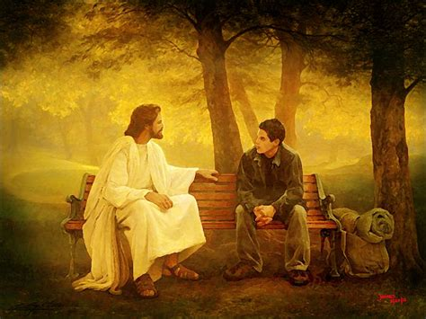 jesus bench today s bible verse may 26 2015 for the