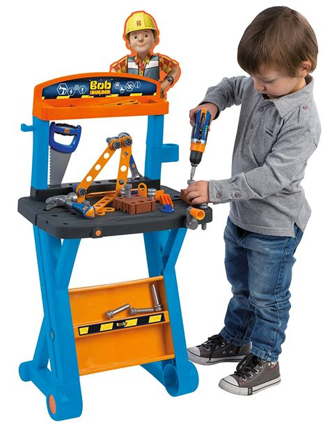 bob the builder work bench smoby bob the builder my first workbench 360306 a