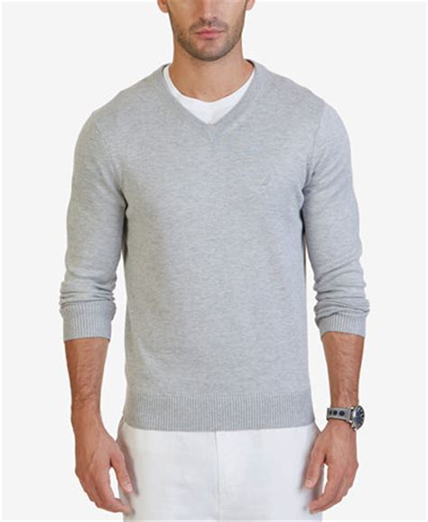 Neck Fit Sweater s v neck classic fit sweater sweaters