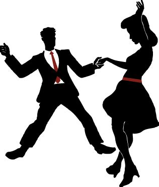 swing dance clip art swing dancers silhouette google search like