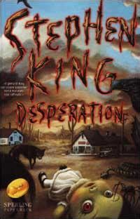 libro desperation stephen king desperation paperblog