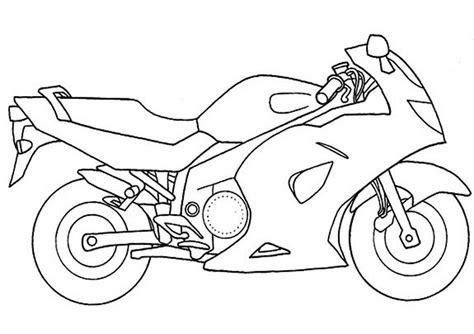 Ausmalbilder Motorrad by Motorrad Ausmalbilder 16 Ausmalbilder