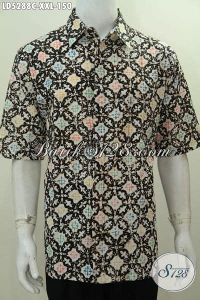Gamis Batik Cap Jumbo jual baju batik jumbo size proses cap pakaian batik
