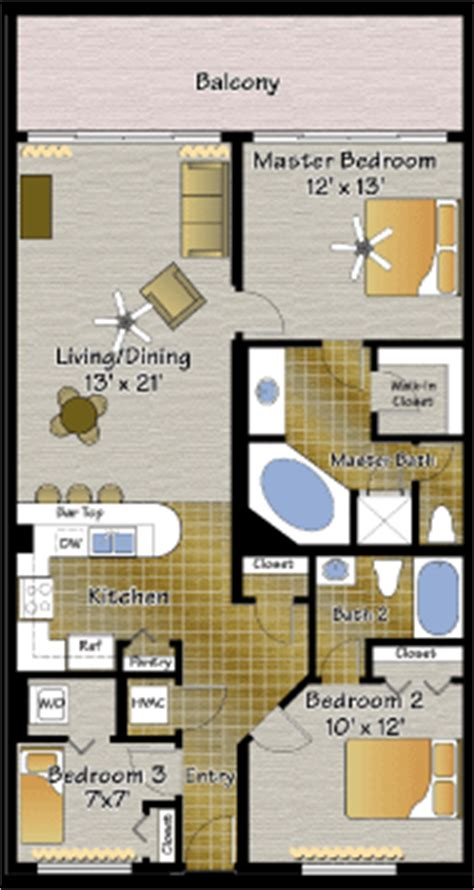 Majestic Resort Floor Plans by Condos For Sale In Majestic Resort Pcb Fl Mls