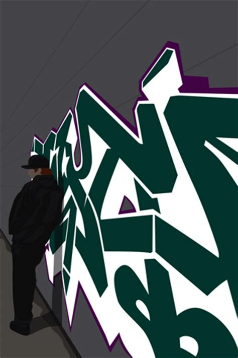 graffiti wallpaper for ipod touch graffiti vector iphone wallpaper idesign iphone