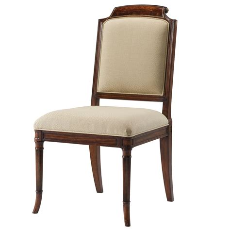Mahogany Dining Chair A Finely Carved Mahogany Dining Chair Dining Chairs From Brights Of Nettlebed