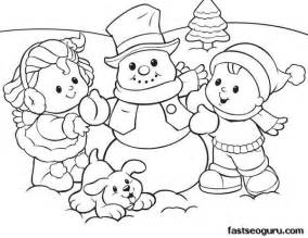 build a snowman coloring page free coloring pages of build a snowman