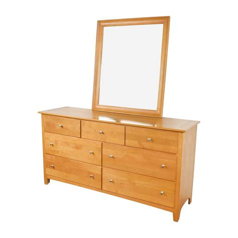 second hand dresser with mirror maple wood dresser bestdressers 2017