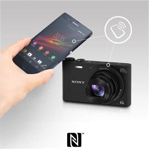 Kamera Sony Cybershot Dsc Wx350 sony dsc wx350 digitalkamera 3 zoll schwarz de kamera