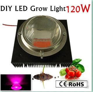 build your own high power led grow light new arrival 120w full spectrum led grow chip 120w power