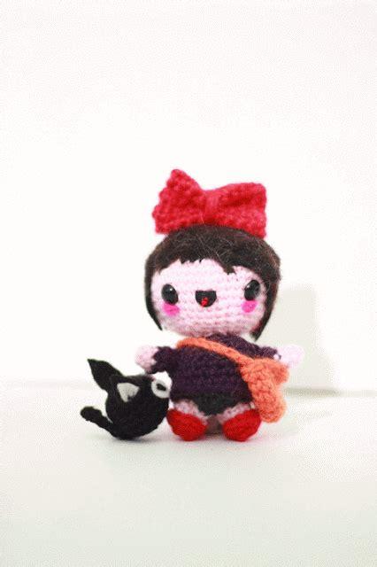 amigurumi jiji pattern cat free amigurumi pattern jiji ghibli character kiki