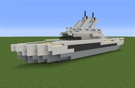 minecraft birch boat medium yacht 2 grabcraft your number one source for