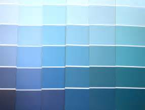 blue shades beautiful sle paint 8 different shades of blue paint