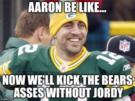 Packers Bears Memes - packers imgflip