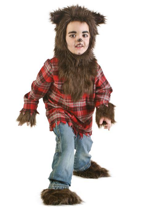 Werewolf Costumes Toddler Werewolf Costume