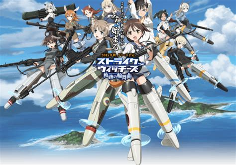 """Crunchyroll   """"Strike Witches' Takes Aim at Mobile Gaming"""