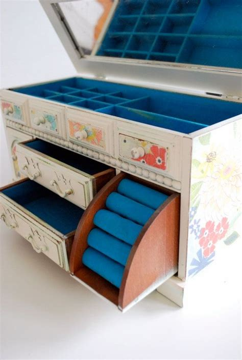 diy storage box jewelry box organizer jewelry pinn