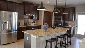 Kitchen Design San Antonio Modern Kitchen Design By D R Horton In San Antonio Tx Cocinas Modern Kitchen