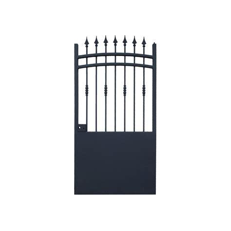 Modele Portillon portillons cloture fer portillon fer pas cher portillons