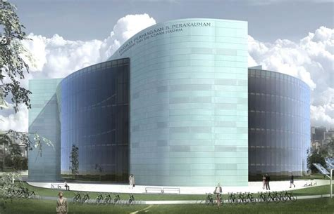 Mba Building by Mba Building Of Malaysia Project Architype