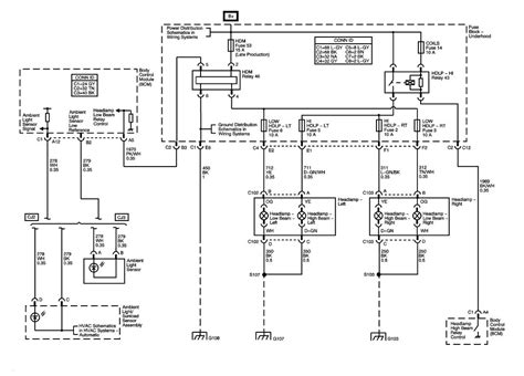 what is the stereo wiring diagram for 2006 chevy trailblazer autos post