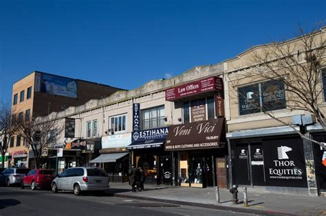 midwood section of brooklyn midwood feels gust of change wsj