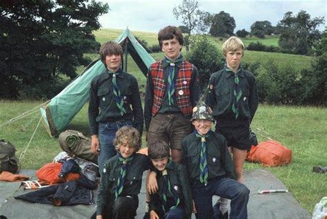 cub scouts 1970 gulf war hero backs tynemouth scout group s anniversary