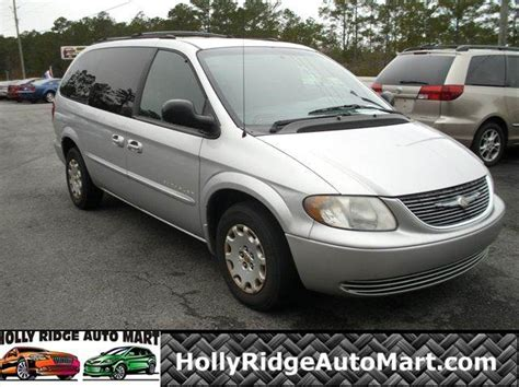 2001 chrysler town and country for sale 2001 chrysler town and country for sale in ridge nc