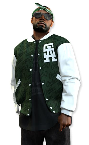 Jaket Varsity Gta Iv New by Gangs Playstationtrophies Org